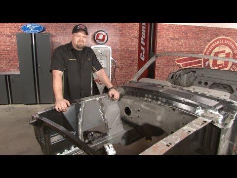 Mustang Rod Amp Custom Motorsports Front End Conversion Kit