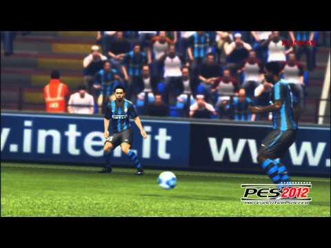 [E3 2011] Pro Evolution Soccer 2012 Trailer
