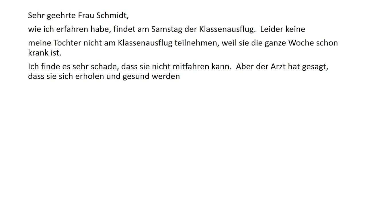 Briefe Schreiben A2 Beispiele : Dtz deutsch b prüfung und a briefe schreiben teil