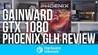 gainward GTX 1080 Phoenix GLH: Review - BEST GTX 1080?
