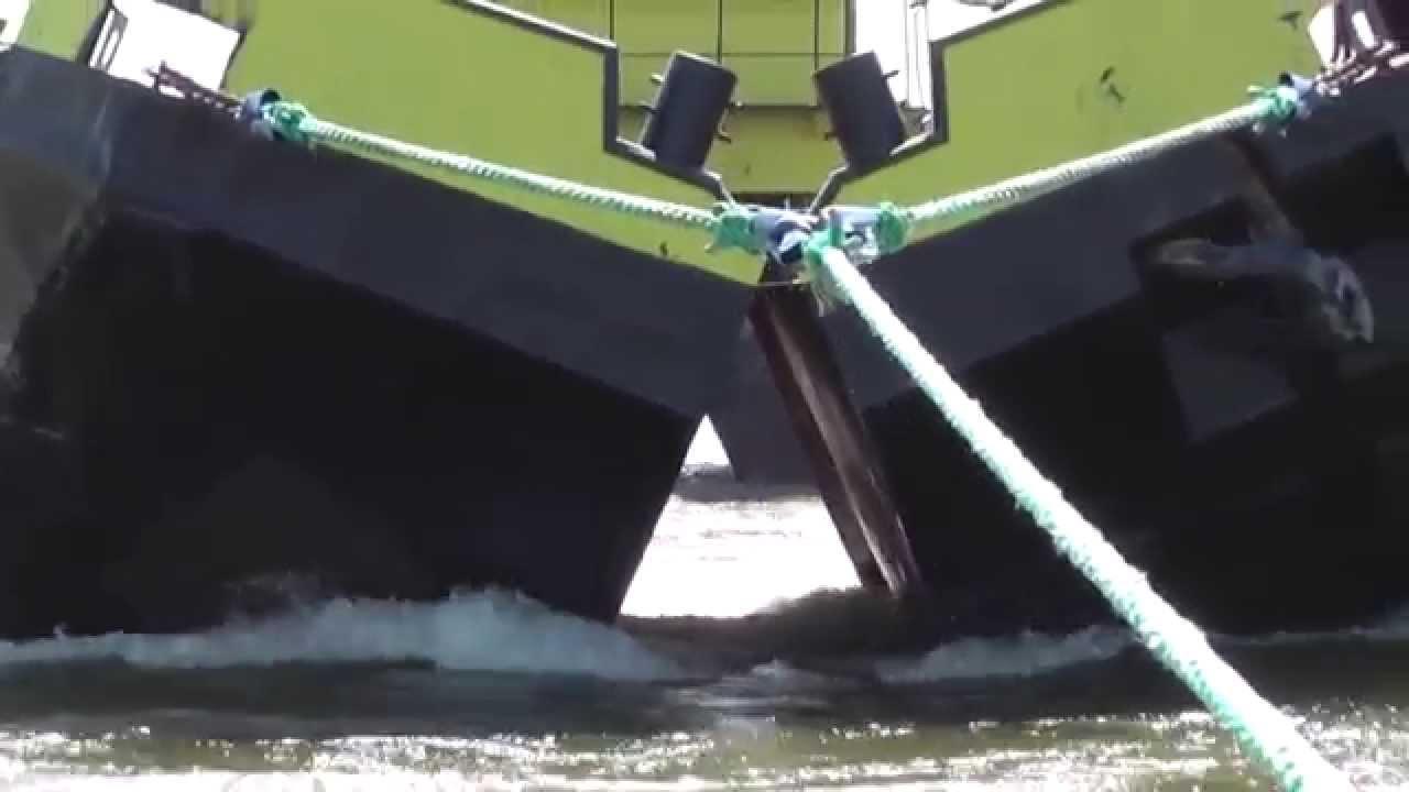 Split Hopper Barge SH-B 23