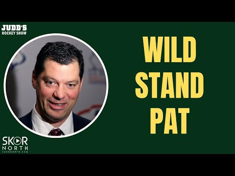 Why Minnesota Wild didn't make a move at the NHL Trade Deadline