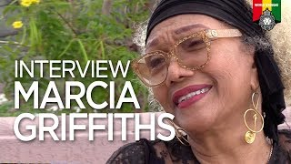 Reggae History Reasonings: Marcia Griffiths, March 2019