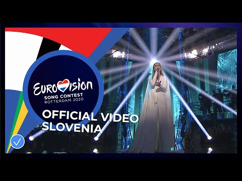 Ana Soklič - Voda - Slovenia 🇸🇮 - Official Video - Eurovision 2020