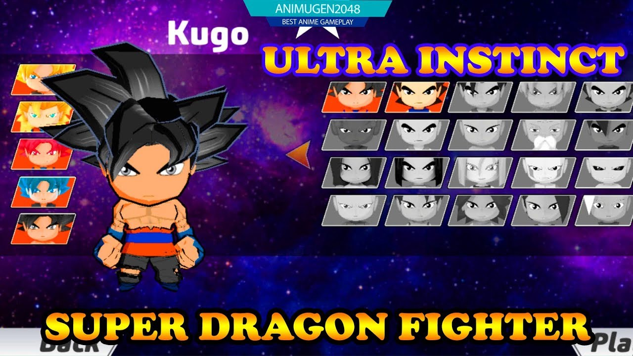 💛 KUGO Ultra Instinct vs MODE ARCADE 💛 Super Dragon