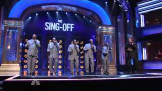 The Sing-Off - Jerry Lawson & Talk of the Town - Save the Last Dance Resimi