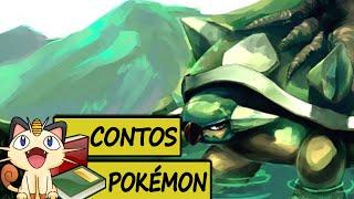 Contos Pokémon #9 - Torterra o Pokémon Continente!