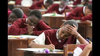 DATE WITH DESTINY: Over 600,000 students begin KCSE today
