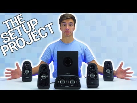 The Setup Project: Surround Sound! (#01)