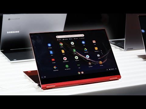 The BEST Chromebooks of CES 2020!