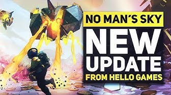 No Man's Sky New Update From Hello Games Adds New Items & Upcoming Features Timeline?