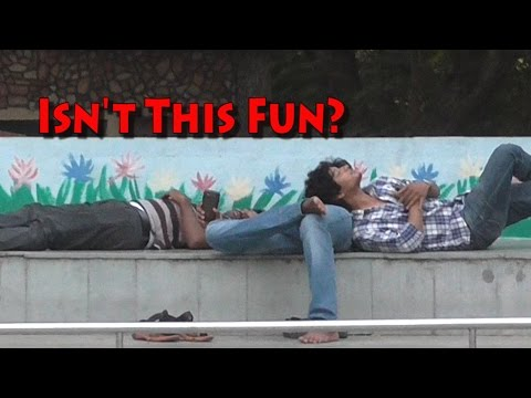 Sleeping With Strangers PRANK! Awkwardness Unlimited