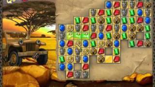 Jewel Quest II - Retour En Afrique - Level 3-5