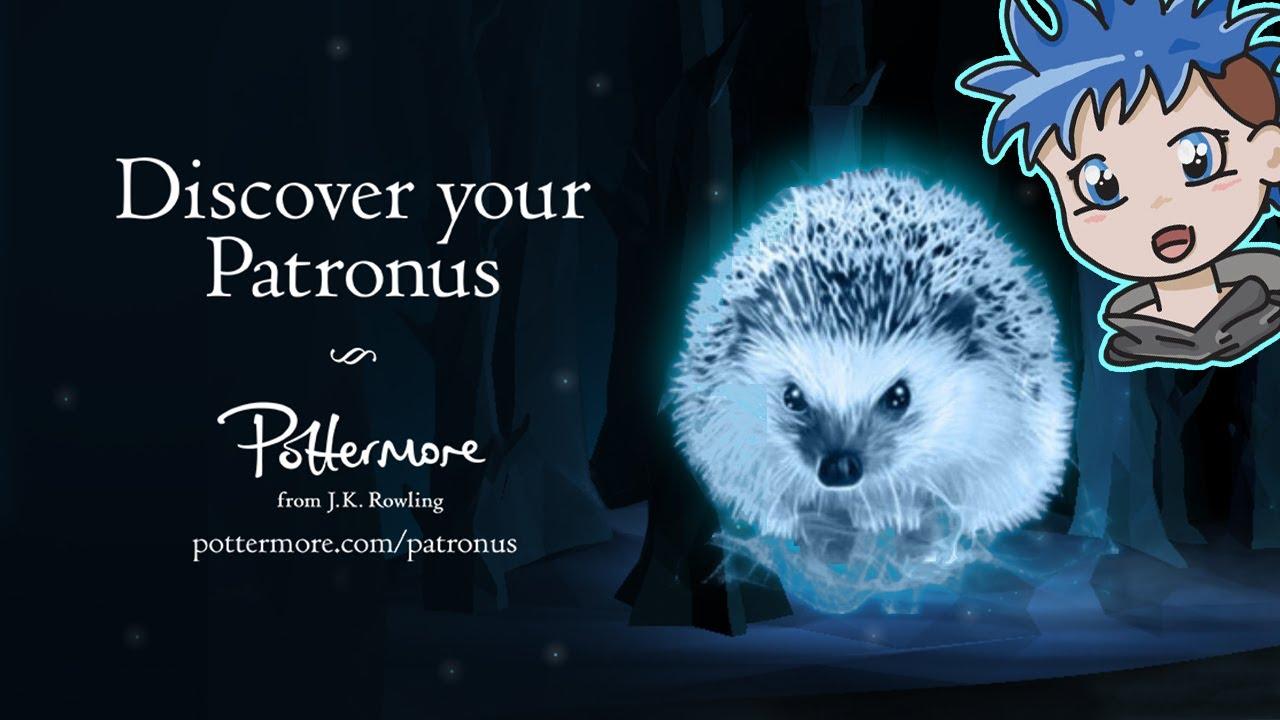 PLEASE BE A HEDGEHOG - Pottermore quizzes #2