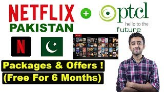 Netflix Pakistan - Netflix and PTCL Packages and Offers 2018