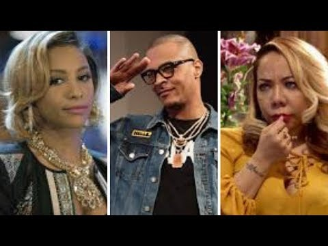 Vh1 T.I. and Tiny Friends & Family Hustle Mistress Aisha Epperson RESPONDS!
