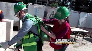 KSL en programa EMERGENCIA   CAP 20