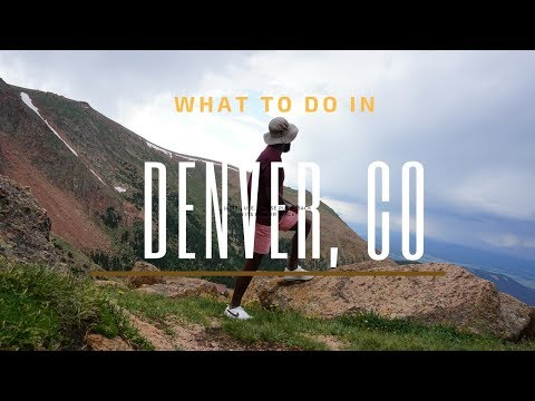 What To Do In Denver, Colorado In 24HRS? | Brunch, Hiking And Sightseeing In Colorado