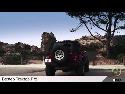 Bestop TrekTop Pro