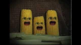Pannocchie di mais terrorizzate | Sbellication