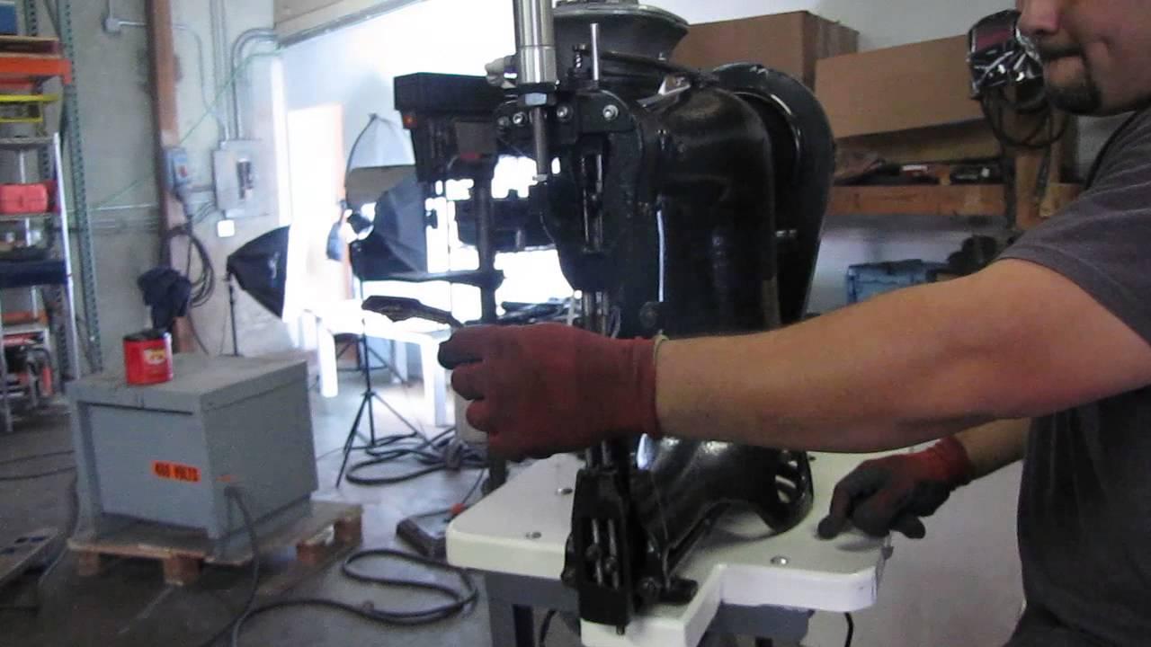 leather stitcher machine