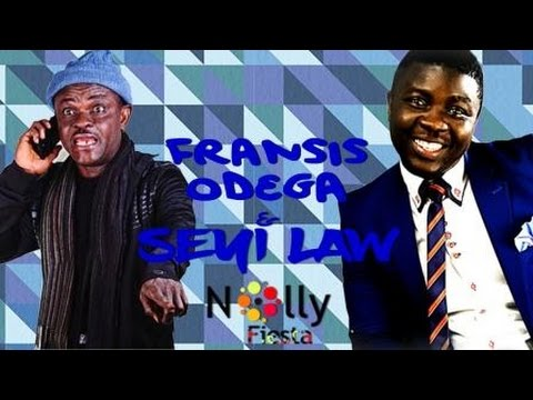 Video (stand-up): Seyi Law 'Fast and Funny' Show Performance (extended version)