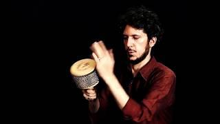 Cabasa Solo / Demo - Advanced Techniques - LP Afuche Deluxe Cabasa (Latin Percussion)