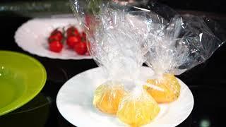 Яйцо пашот в пакете.Как приготовить яйца пашот#Poached egg in the package.How to cook poached eggs