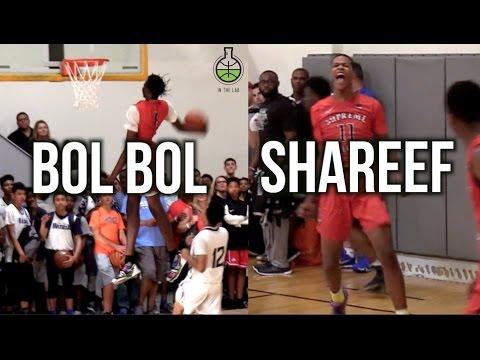 Does Bol Bol + Shareef O'neal Make Cal Supreme The TOP NIKE EYBL TEAM??