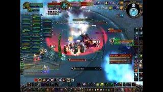 Affliction Warlock - ICC 25Man Heroic Lord Marrowgar Kill HD - Odissey Hellfire EU