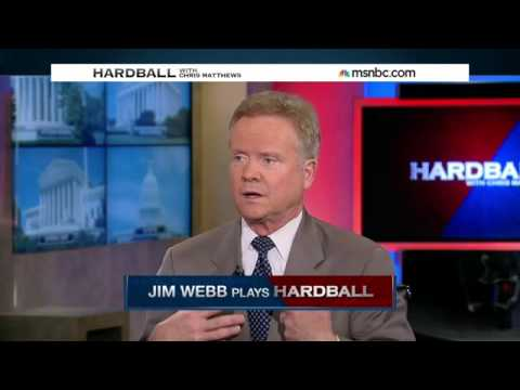 Jim Webb tests the limits of a maverick's appeal