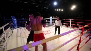 Боксерское шоу Гладиатор