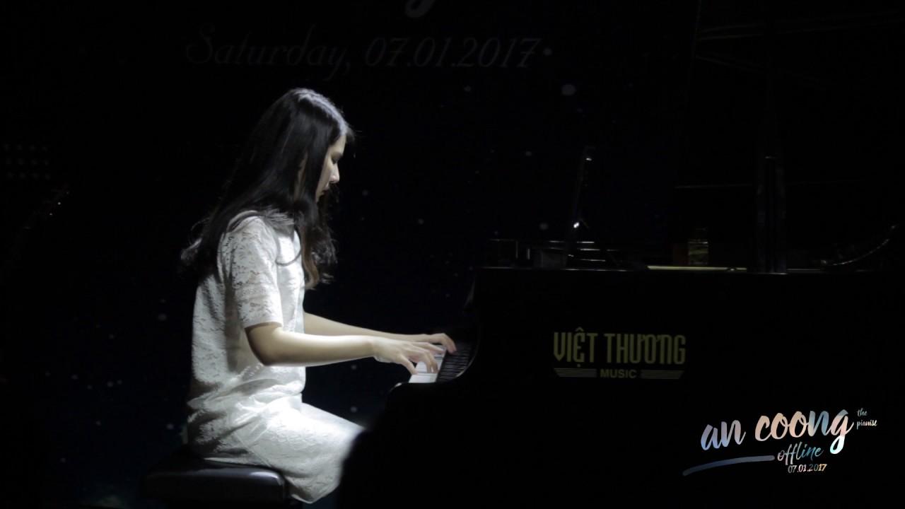 Tháng 4 là lời nói dối của em   Phạm Toàn Thắng   Piano cover  Offline An Coong