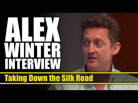 Alex Winter On The Deep Web, Silk Road and the Dread Pirate Roberts  w Cenk Uygur