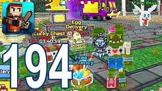 Pixel Gun 3D - Gameplay Walkthrough Part 194 - Necklace of the Ice King (iOS, Android)