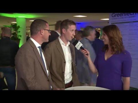 Roman Gaus and Mark Durno - GreenTech Summit 2015