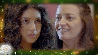 La Rosa de Guadalupe: ¡Maricruz se reencuentra con su mamá!   La chica de la botarga