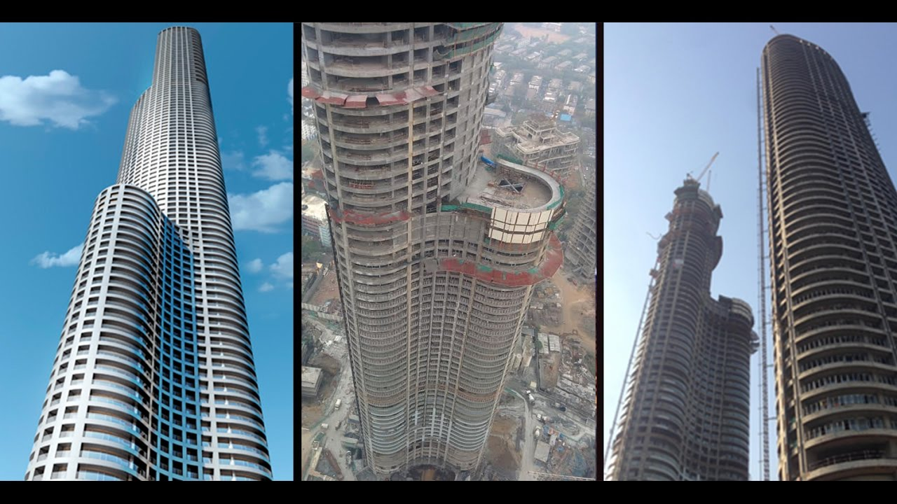 World one towermumbai dec 2016 update worlds tallest residential world one towermumbai dec 2016 update worlds tallest residential building 443m tower malvernweather Images