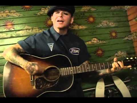 SOCIAL DISTORTION - Bad Luck (acoustic)