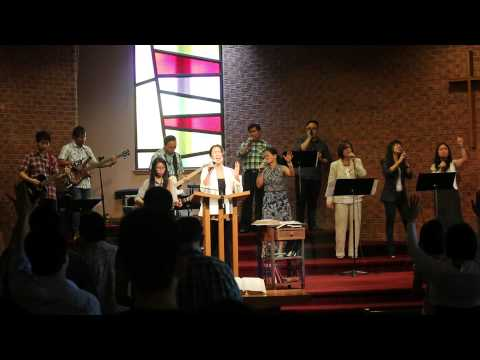 July 13, 2014 CLC-S: Praise & Worship, Opening Prayer & SS Kids