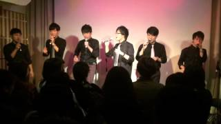 こんにちは。慶應義塾大学アカペラサークルWALKMENに所属するAwesome Vo...