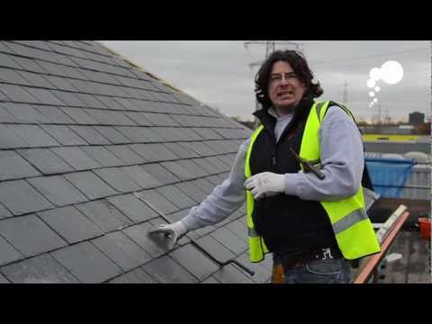 Affleck Roofing - How to replace a broken slate or rood tile