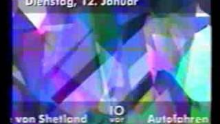 SF 10 vor 10 12. Januar 1993