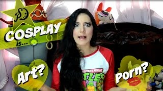 -VideoBlog #3 : Cosplay... Art or porn? -SailorPao  *Subtitle available!!