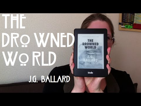 Book Review | The Drowned World by J.G. Ballard