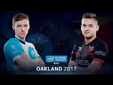 CS:GO - Cloud9 vs. FaZe [Overpass] Map 2 - Semifinal - IEM Oakland 2017