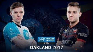 CS:GO - Cloud9 vs. FaZe [Overpass] Map 2 - Semifinal - IEM Oakland 2017