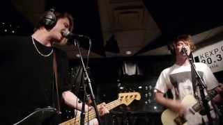 Palma Violets - Johnny Bagga' Donuts (Live on KEXP)