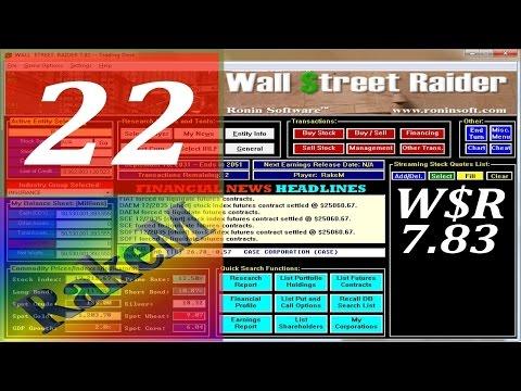 Let's Play W$R v7.83 - Episode 22