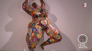 1eb35503059183 Europe - Niki de Saint Phalle à Mons   QuozTube